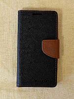 Чохол-книжка для Lenovo A6020/Vibe K5/Vibe K5 Plus Goospery Чорний
