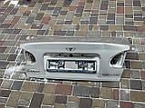 Крышка багажника Ланос седан б/у, фото 6