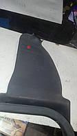 Накладка порога пола Ланос передняя правая в ногах б/у, фото 1