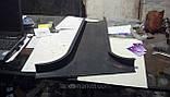 Накладка средней стойки нижняя левая Ланос б/у, фото 2