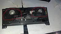 Направляющая привода заслонки отопителя левая Ланос (GM)