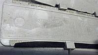 Накладка средней стойки верхняя левая Ланос б/у
