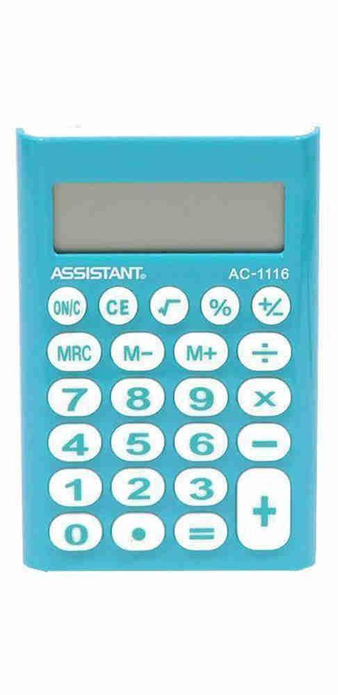 Калькулятор ASSISTANT №АС-1116