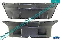 Обшивка крышки багажника ( карта / панель ) 91ABA40706ACW Ford ESCORT 1992-1995