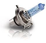 "Автомобильные галогеновые лампы ""PHILIPS""(H4)(Blue Vision Ultra)(4000K) (12V)(60/55W), фото 3"