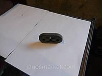 Резинка тонкая катализатора - резонатора Ланос б/у