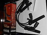 Провода высоковольтные Ланос 1,6 DOHC силикон (Tesla), фото 3
