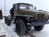 Автомобиль УРАЛ-4320 шасси.