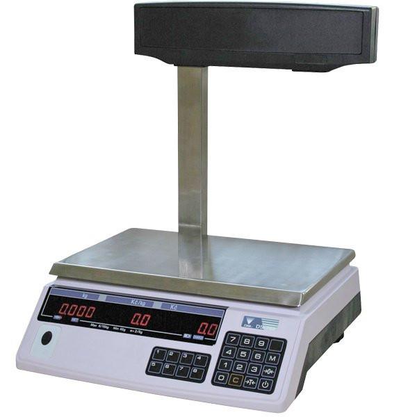 Весы торговые Digi DS788 PM RS (30кг)