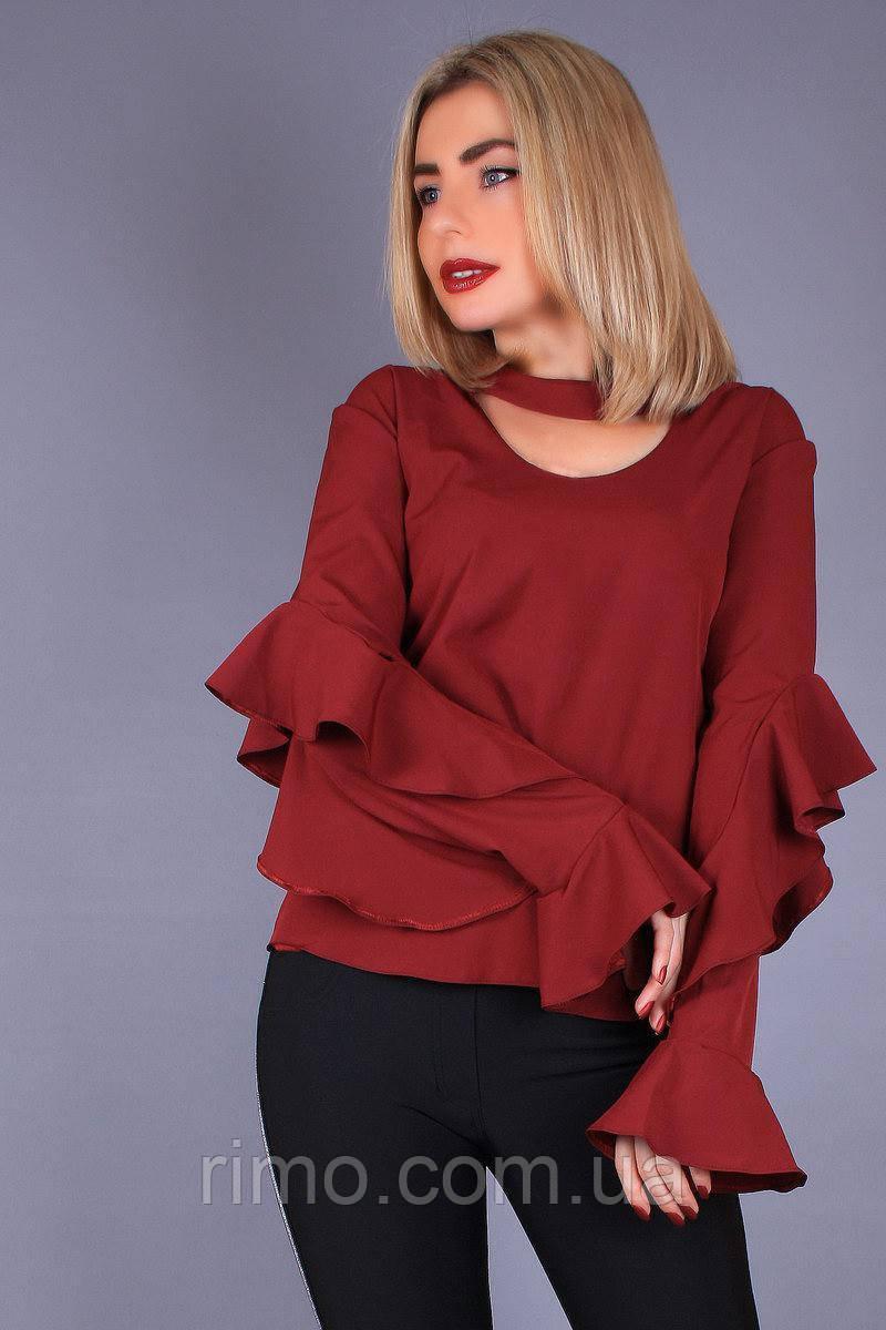Блуза женская 480 (3 цвета)