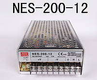Блок питания 200Вт, DC12V, IP30 Mean Well