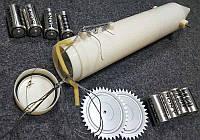 Ракета, торпеда, луноход, кораблик (ударопрочный пластик) для рыбалки, фото 1