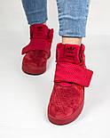 Кросівки Adidas Tubular Invader Red. Живе фото. Топ якість! (Репліка ААА+), фото 2