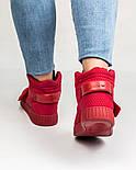 Кросівки Adidas Tubular Invader Red. Живе фото. Топ якість! (Репліка ААА+), фото 7