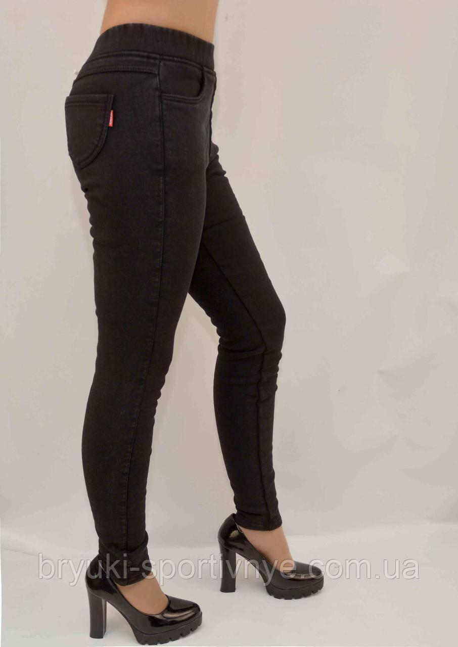 Джинсы женские на меху Jeans