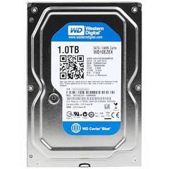 """Жорсткий диск 3.5"""" 1TB Western Digital (WD10EZEX) OEM-поставка"""