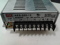 Блок питания 350Вт, DC12V, IP30 Mean Well