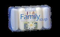 Мыло туалетное Dalan Family 5*75г. Водная лилия (экопак)