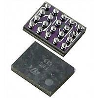 Микросхема усилитель микрофона (R1A T2) для Sony Ericsson K790, K800, W810 (20 pin) Original