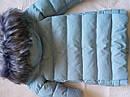 """Зимнее пальто """"Полианна"""" Nui Very c накладными меховыми карманами Размеры 116- 158, фото 10"""