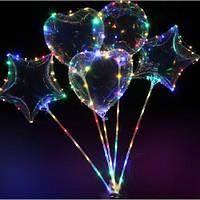 Шары бобо оптом, светящиеся шарики, фото 1