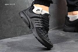 Кроссовки мужские Nike Air Presto TP QS черные