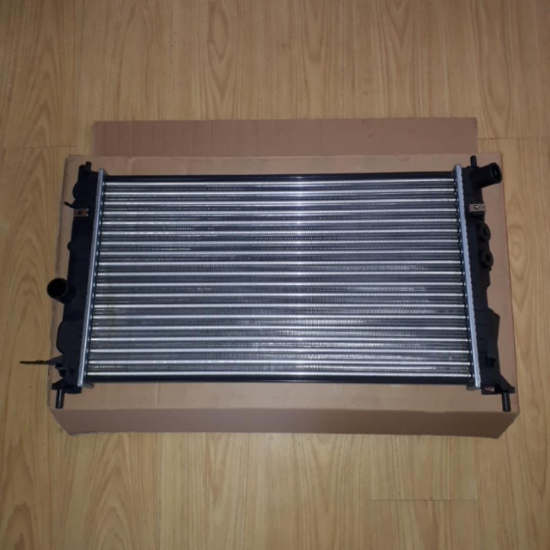 Радиатор основной Опель Вектра В Opel Vectra Tempest