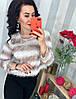 Очаровательный свитер-тренд текущего сезона . Размер единый 42-44. Цвета разные. (157), фото 2