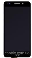 Дисплей (экран) для Huawei Y6 II (CAM-L21), Honor 5A (CAM-AL00) + тачскрин, цвет черный