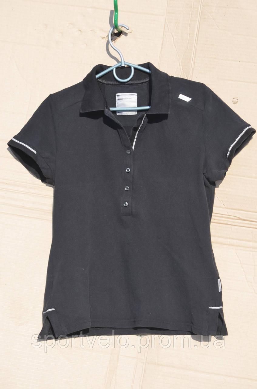 Оригінал жіноча футболка Skoda Octavia A7 з Німеччини   L розмір ... 7a393f1a77696