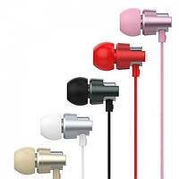 Наушники вакуумные с микрофоном  « CELEBRAT C8»