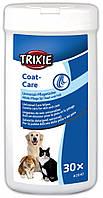 Trixie TX-2940 вологі серветки для вовни з екстрактом алое віра 30шт