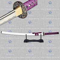 Самурайский меч КАТАНА 13963 в подарочной упаковке (на подставке, сувенир) MHR /92-27