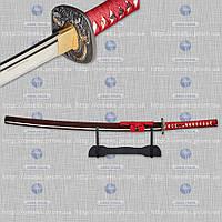 Самурайский меч КАТАНА 139104 в подарочной упаковке (на подставке, сувенир) MHR /92-27