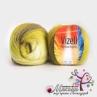 Пряжа для ручного вязания Рейнбов Rainbow Vizell, №03