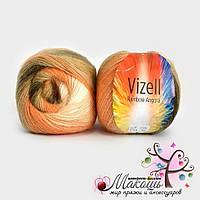 Пряжа для ручного вязания Рейнбов Rainbow Vizell, №30