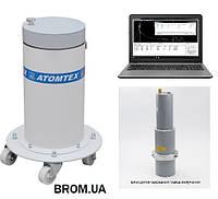Гамма спектрометр МКС‑АТ1315 АТОМТЕХ, спектрометр гамма излучения с компьютером и принтером