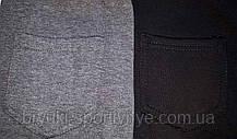 Лосины женские на меху со стрелками и с карманами сзади Алина, фото 2