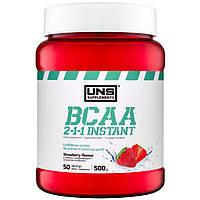 БЦАА инстант UNS BCAA 2-1-1 Instant 500 г