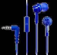 Наушники с микрофоном Panasonic RP-TCM115GC-A вакуумная гарнитура