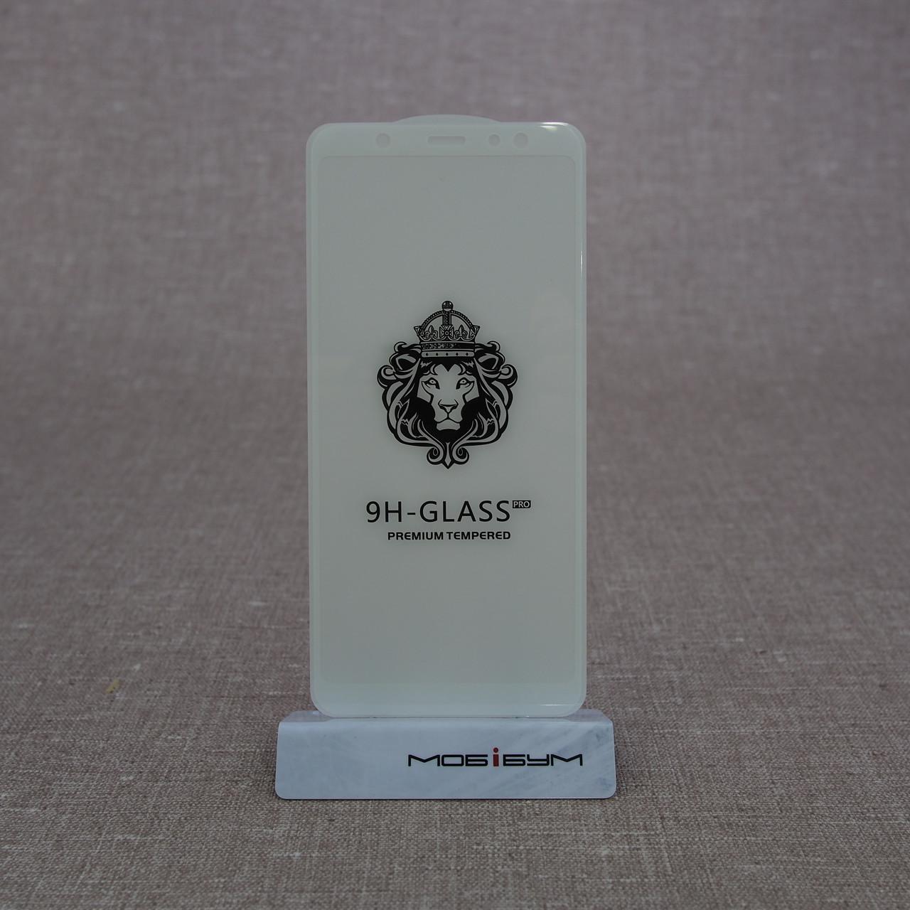 Защитные стекла и пленки для Samsung Galaxy Optima 3D A6 Plus A605 white