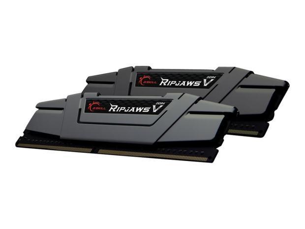 Оперативная память G.SKILL Ripjaws V DDR4 16GB (2x 8GB), 3000Mhz, CL15 (F4-3000C15D-16GVGB)
