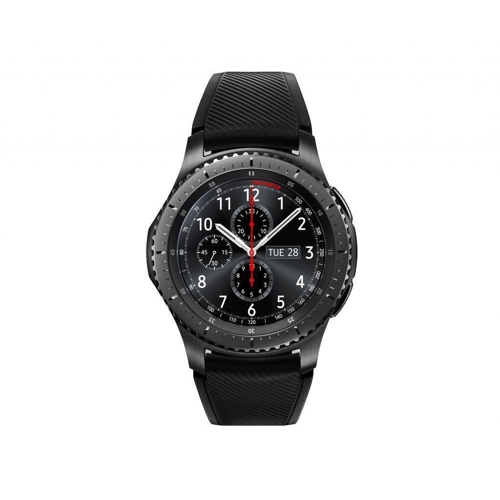 Смарт-часы Samsung RM-760 Gear S3 Frontier (SM-R760NDAA)