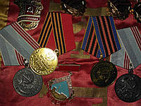 СУПЕРЛОТ ! Медали СССР