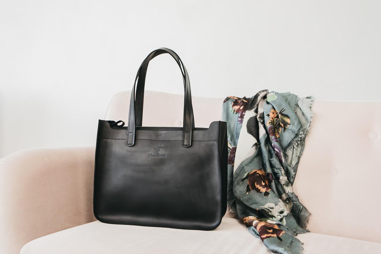 dcd562b52804 Сумка женская, большая сумка через плечо, шкіряна сумка, сумка из кожи  Crazy Horse, ...