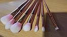 Набор кистей Русалка золото (7 штук), фото 2