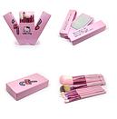 Набор кистей Hello Kitty Brochas De Maquillaje (8 штук), фото 5