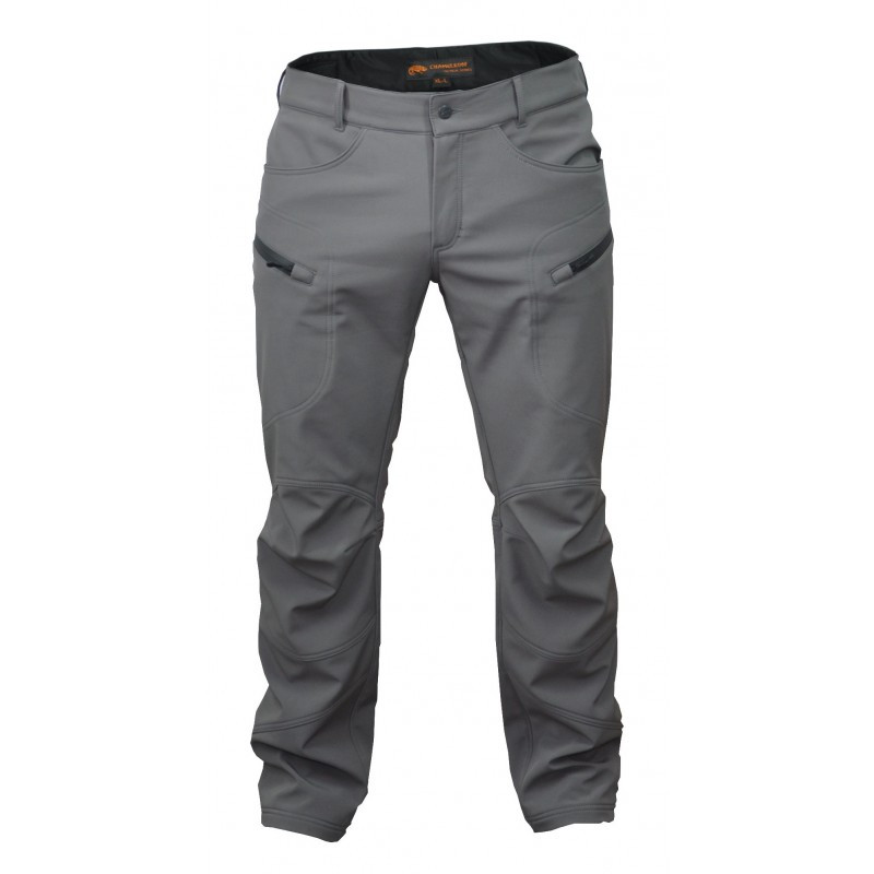 БРЮКИ SOFT SHELL SPARTAN GRAY
