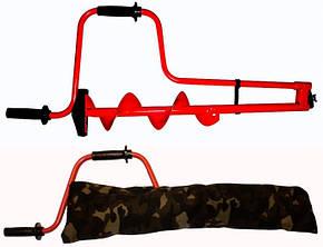 Ледобур  Житомирский Стубла, бур,  подарок рыбаку, фото 2