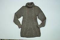 Вязаный свитерок для девочки на 8-11 лет, фото 1